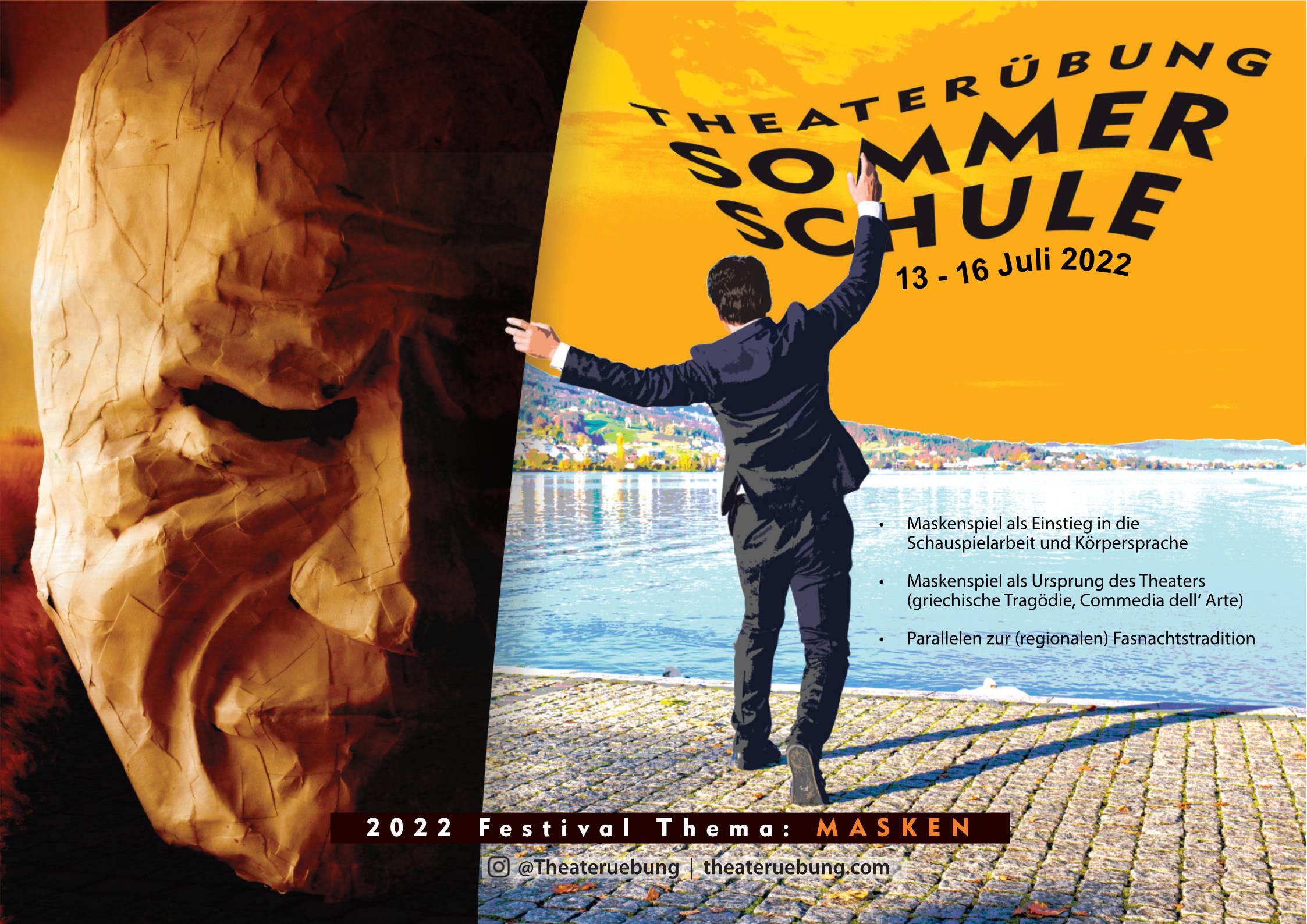 theaterübung sommerschule 2022 – thema: maksen